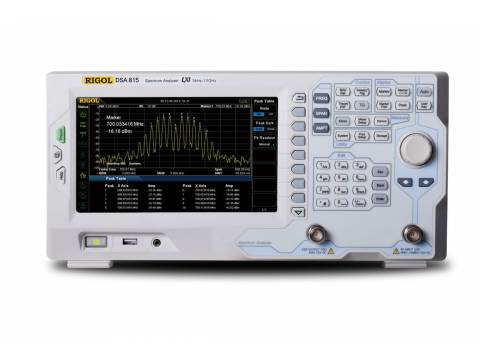 Spectrum Analyzer DSA815-TG Rigol 1.5GHz