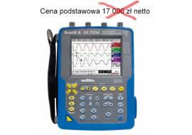 Przenośny oscyloskop cyfrowy Metrix OX 7204-CSDO 4 kanały izolowane 200 MHz
