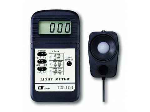 Lutron LX103 Digital Light Meter