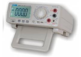 Multimetr cyfrowy stacjonarny , AC/DC, Ω, C, TrueRMS, dokł. 0,05% MCP MT8045