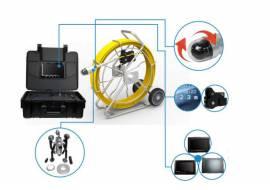 Kamera inspekcyjna do kanalizacji i rurociągów WPS-916CDKS-C58PT Wopson