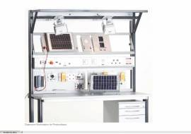Classroom workstation for Photovoltaics