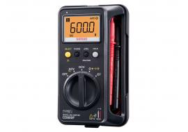 Multimetr cyfrowy SANWA CD800F, AC/DC, dokł. 0,8%