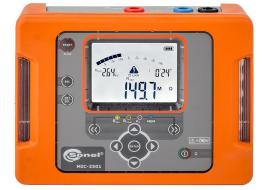 Miernik rezystancji izolacji MIC2501 Sonel - 100, 250, 500, 1000, 2500 V