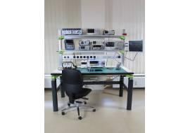 Stół laboratoryjny NDN z elektryczną regulacją wysokości
