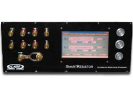 Wielozakresowy bocznik prądowy OHM-LABS stabilizowany termicznie, dostępne modele: 0-3A, 10A, 30A, 100A, 300A