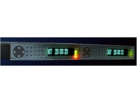 Wzorzec czasu PTF 3207A GlobalTyme advanced GPS/GNSS Receiver