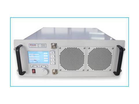 Szerokopasmowy wzmacniacz mocy KEYLINK do mocowania w szynie rack z mocą wyjściową od 50W do 2KW do badań EMC
