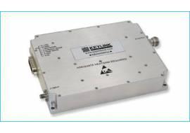 Szerokopasmowy wzmacniacz mocy do mocowania w szynie rack z mocą wyjściową od 50W do 2KW do badań EMC
