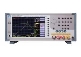 Seria analizatorów impedancji do 30MHz, dokł. 0,08% MICROTEST 6630