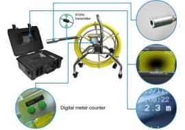 Kamera inspekcyjna WPS-714DSLKC-C40-R Wopson do kanalizacji i rurociągów