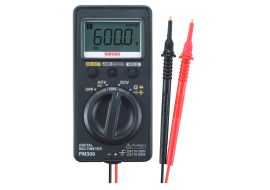 Digital multimeter PM300 SANWA 6000counts AC TRMS 600V