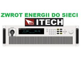 Obciążenie elektroniczne DC IT8300 ITECH