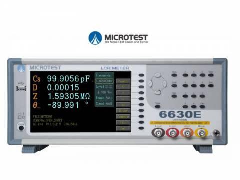 LCR6630E Microtest