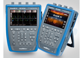 Digital oscilloscope Metrix Scopix IV 2-4 channels 60MHz-300MHz