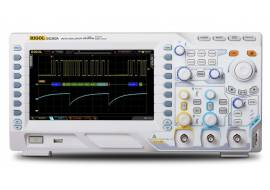 Digital oscilloscope DS2202E Rigol 200MHz, 2 channels, 1 GSa / s, 28 Mpts PROMOTION FREE OPTIONS
