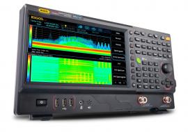 RIGOL serii RSA5000 Analizator widma czasu rzeczywistego do 6,5GHz
