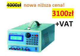 Zasilacz laboratoryjny PPS3210 GPIB Motech programowalny, trzykanałowy