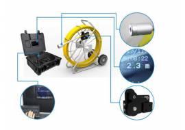 Kamera inspekcyjna do kanalizacji i rurociągów WPS-716CDKS-C50BF Wopson
