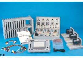 KL-210 K&H Laboratorium podstawowych obwodów elektrycznych/elektronicznych