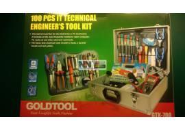 Zestaw narzędziowy Goldtool GTK-700B