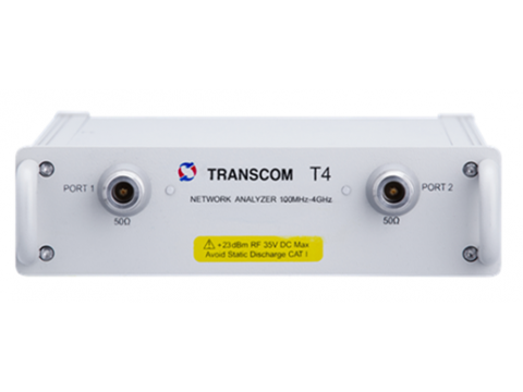 Transcom T4/T6 VNA Analizator wektorowy
