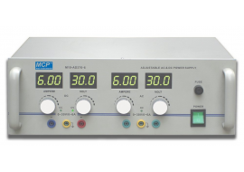Zasilacz DC i AC regulowany MCP M10-AD370