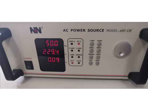 AFC-110 power source NDN
