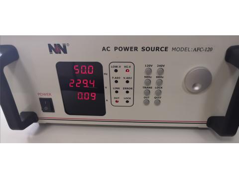 AFC-120 - AC power source NDN