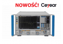 3672A/B/C/D/E Vector Network Analyzer - Ceyear