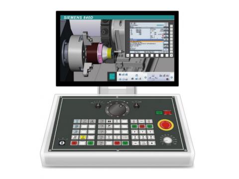 CNC Renan simulator