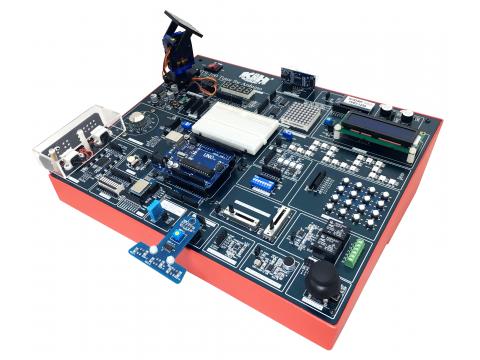 Tutor Arduino MTS-100