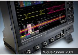 Oscyloskop Teledyne Lecroy WaveRunner 9000 od 500MHz do 4GHz