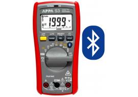 Multimetr APPA S3 do instalacji fotowoltaicznych