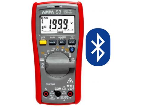 Multimetr APPA S3
