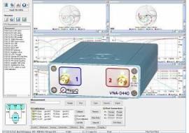 Analizator wektorowy MegiQ VNA-0440 400MHz – 4GHz pełny dwukierunkowy 2-portowy VNA