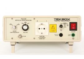 Stabilizator impedancji sieci zasilającej TBLC08 TekBox