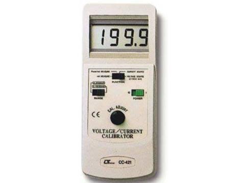 Lutron CC421 kalibrator napięcia prądu