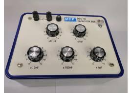 Dekada pojemnościowa MCP DBC-05 0.1nF-10uF 2%