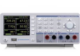 Analizator mocy R&S HMC8015 do 12kW 0,05%