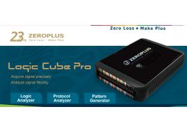 Analizator stanów logicznych LAP-C 16064 Zeroplus - 16 kanałów, 64kb/kanał