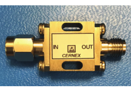 Ultra broadband limiter CERNEX CLMK 14020