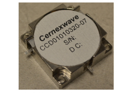 Cernex High Power Drop-In Circulators and Isolators