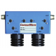 Cernex Low Frequency Precision Dual Junction Coaxial Isolator