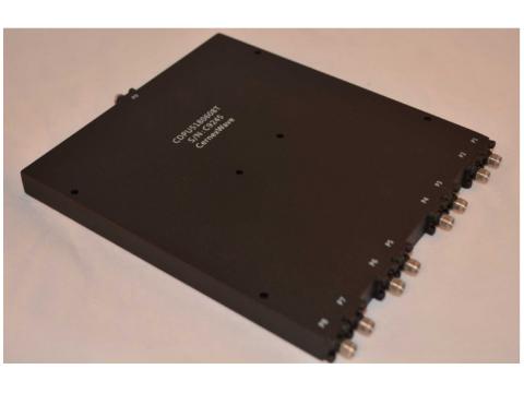 Cernex Coaxial Power Divider/Combiner