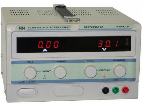 Zasilacz laboratoryjny DF1730SL10A NDN - 30V, 10A