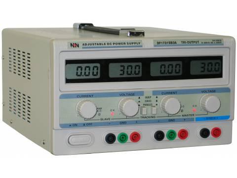 Zasilacz laboratoryjny DF1731SB3A NDN - 2x30V, 2x3A