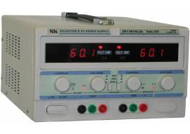 Zasilacz laboratoryjny DF1761SL3A NDN 2x60V, 2x3A