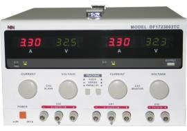 Zasilacz laboratoryjny DF1723003TC NDN - 2x30V, 2x3A