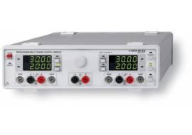 Zasilacz laboratoryjny HM8143 R&S - 2x 0-30 V/0-2 A 5 V/2 A